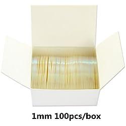 Hoja del arco iris del brillo Línea de cinta de rayas 3D Uñas línea pegatinas decoración , 1#