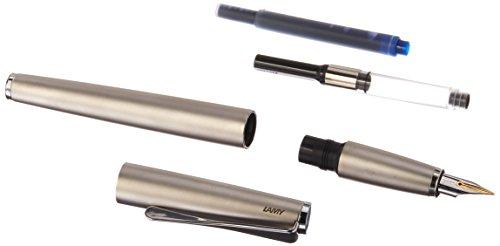 Great Buy for Lamy Studio Fountain Pen Palladium Medium on Amazon
