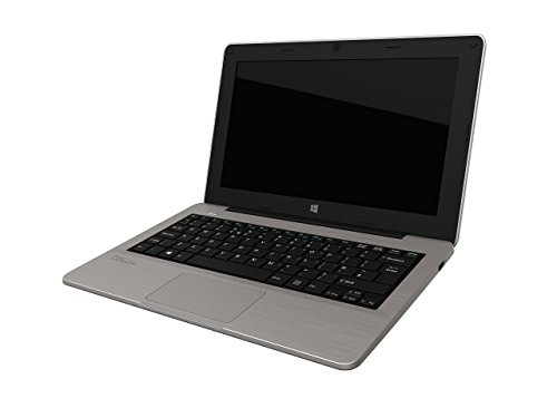Micromax Canvas Lapbook L1161 11.6-inch Laptop (Intel Atom/2GB/32GB/Windows 10), Silver image