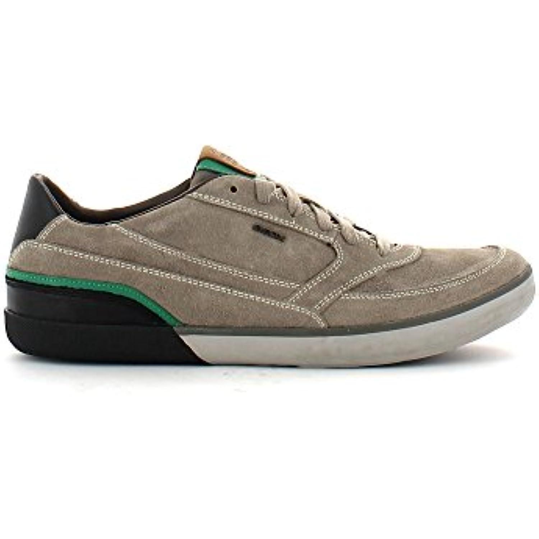 Geox pour , Baskets pour Geox homme beige Rock - B00SX2NTHI - 274107