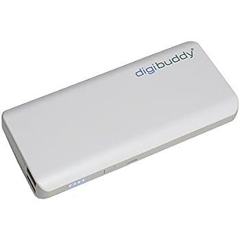 Powerbank, externer Zusatzakku, 11000mAh für Raspberry Pi;unterwegs zwei Geräte gleichzeitig laden, hochwertig, langlebig