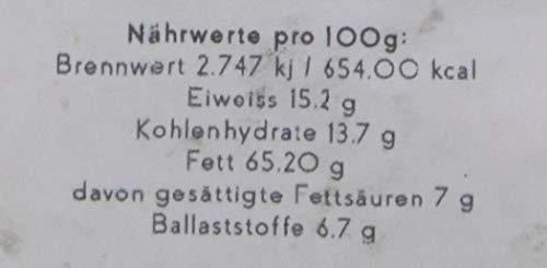 1001 Frucht Walnusskerne AUS DEUTSCHLAND | Groß und hell | 1kg