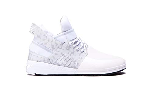 Shoes Size 7 White - Black ()