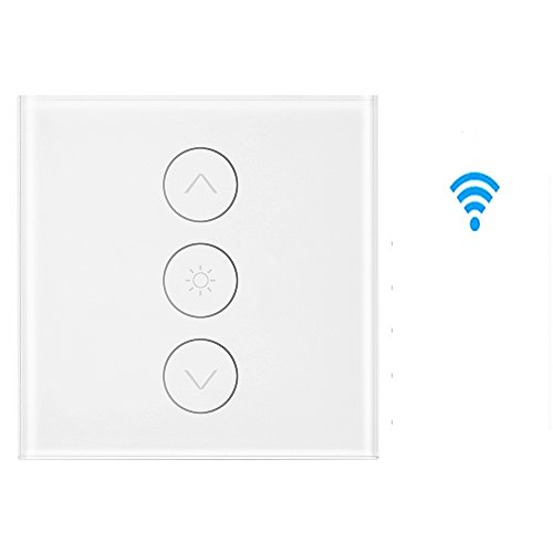 Smart Light Dimmer Smart WiFi Switch 1 Gang Wall Touch Control WiFi...
