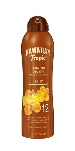 hawaiian-tropic-sunscreen-tanning-dry-oil-sun-care-sunscreen-spray-spf-12-6-ounce-pack-of-3-by-hawai