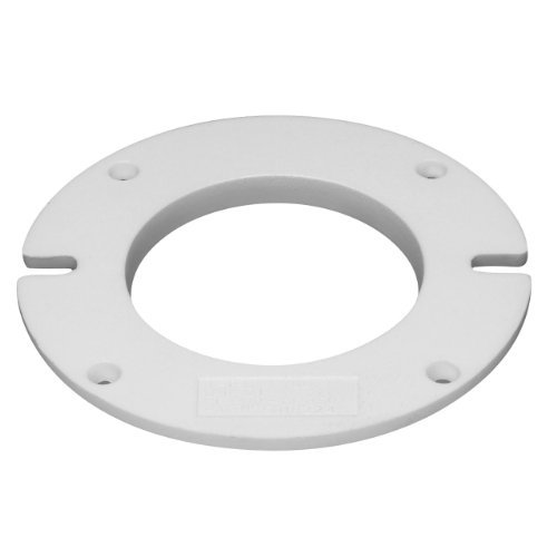 Oatey 43519 Flange Spacer for ABS or PVC Closet Flanges, 1/4-Inch by Oatey