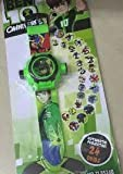 #8: BEN 10 ATTRACTIVE PROJECTOR WATCH