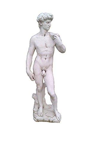Adonis Männerfigur Steinfigur Griechische Statue David Figur Michelangelo (David-statue)