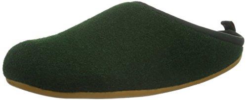 Camper Wabi, Pantofole Uomo, Verde (Dark Green 036), 42 EU