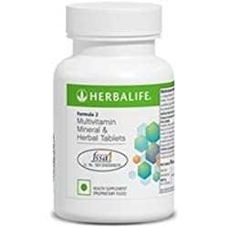 Herbalife Formula 2 Multivitamin Mineral and Herbal Tablets (90 Tablets)