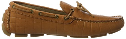 Marc Shoes Herren Lakota Slipper Braun (Braun)