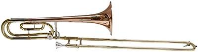 Purcell 124 HSC para trombón Tenor Slide con 1/4 válvula