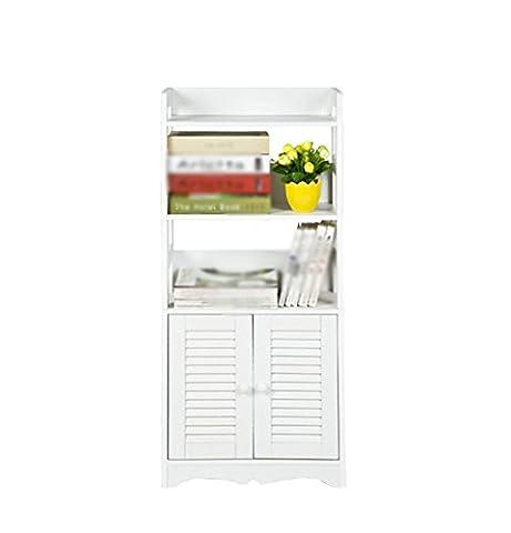 Shutters Five Layers Korean Style Rural Storage Box Simple Shelf