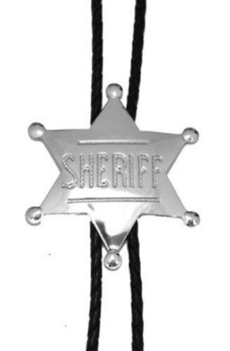 Corbata Cowboy Sheriff
