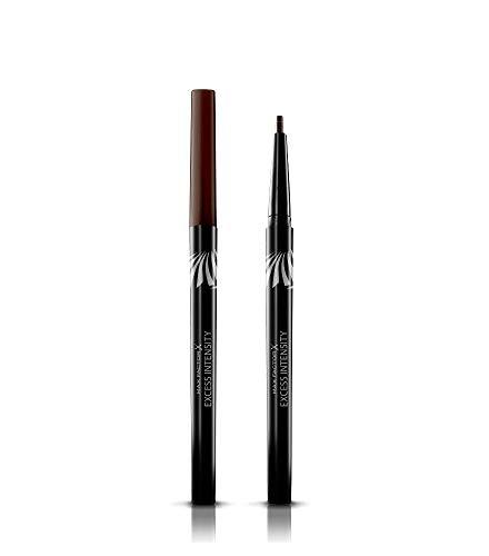 Max Factor Excess Intensity Longwear Eyeliner Brown - Wasserfester Eyeliner zum Drehen - Für den perfekten Lidstrich - Farbe Braun - 1 x 2 g