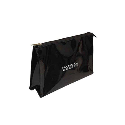 Trousse PVC vernis noir Parisax