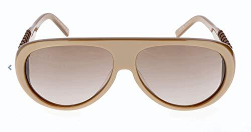 Tod's Damen Tod'S To0209 Sonnenbrille, Elfenbein, 57