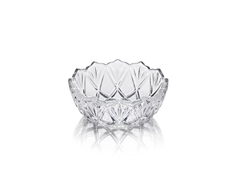 MIKASA Saturn Candy, 15,2 cm Glass Candy Dish Bowl