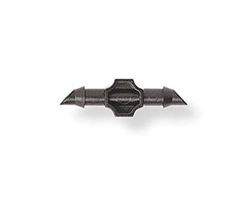 GF 00704 Raccord Capillaire jonction 10 pièces, Noir