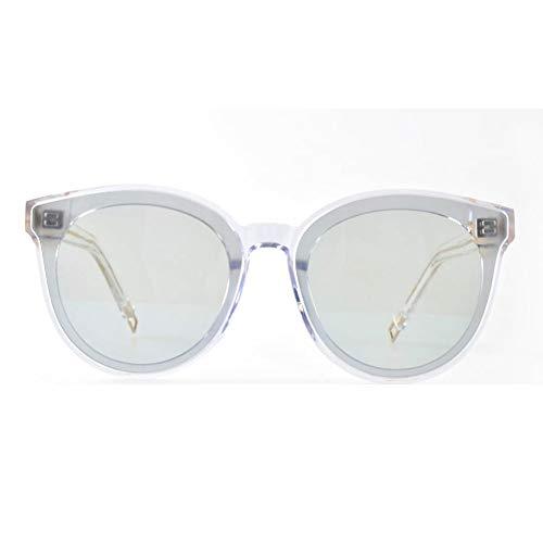 GTYHJUIK Retro Large Frame Rundes Gesicht Sonnenbrille Outdoor Shade Mirror Casual Einkaufen Travel Brille Für Männer Und Frauen
