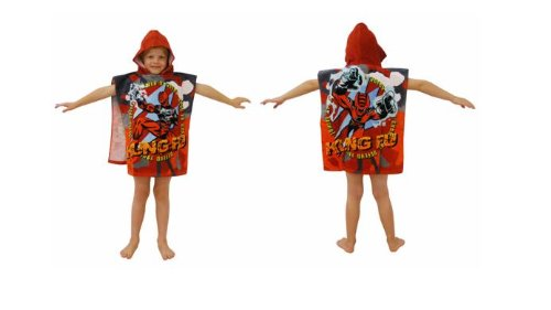 World Power Rangers Kapuzenponcho Fury ()