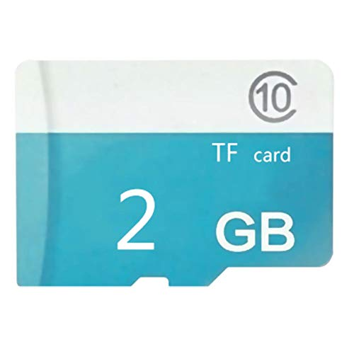 Bogget 1GB, 2GB, 4GB, 8GB, 16GB, 32GB, 64GB, 128GB, 256GB, 512GB Tarjeta de Memoria de Alta Velocidad y Alta Capacidad Tarjeta Micro SD TF8 Flash con Lector de Tarjetas y Cubierta