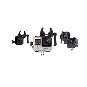 GoPro Sportsman fixation pour caméras GoPro noir