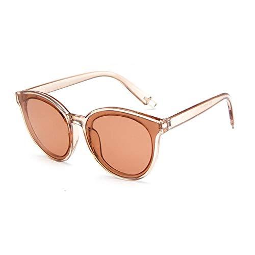 WZYMNTYJ Cat Eye Luxus Sonnenbrille Frauen Markendesigner Retro billiger weibliche Sonnenbrillen