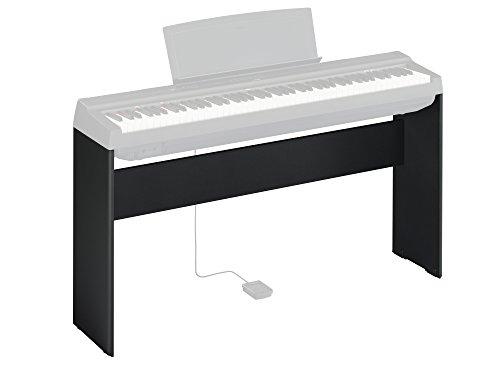 Yamaha L-125B - Soporte piano, color negro