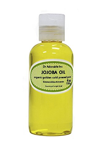 Jojoba Oil Hair Skin & Body Multi Purpose 4 Oz