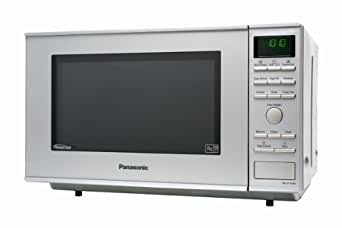 panasonic nn cf760mepg mikrowelle mit hei luft und grill 27 l 1000 w inverter technologie. Black Bedroom Furniture Sets. Home Design Ideas