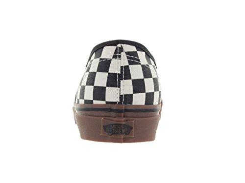 Herren Sneaker Vans Authentic Sneakers (checkerboard) black/whit