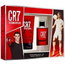 Cristiano Ronaldo Cr7 Eau de Toilett - Set de regalo (30 ml)