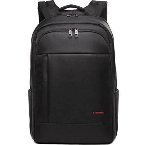 MYYDD Diebstahlsicherer Laptop-Rucksack, 15,6-17 Zoll Business Travel Work Computer-Rucksack, wasserfeste große College- / Highschool-Tasche