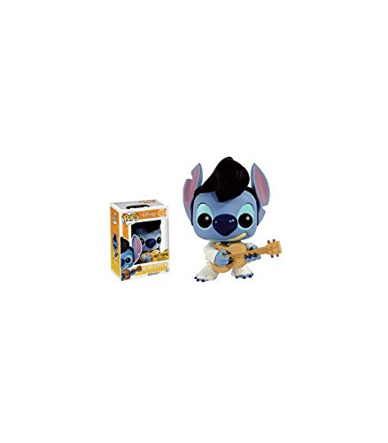 Figur Stitch Kostüm - Funko - fun4829 - Pop - Disney - Lilo and Stitch - Elvis Stitch