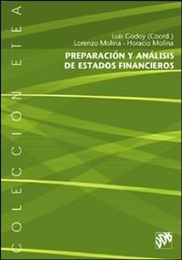 Preparación y análisis de estados financieros (ETEA) por Luis Godoy López