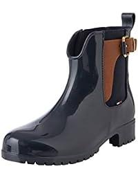 dd60e0164538 Amazon.fr   Tommy Hilfiger - Bottes et bottines   Chaussures femme ...