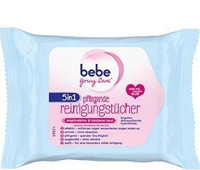 bebe-young-care-reinigungstucher-empfindliche-haut-5in1-5-packungen-5x-25-tucher