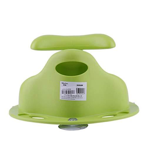 Honey Baby-Sicherheits-Badesitz-Rutschfester Stuhl, Baby-Duschsitz Baby-Duschsack mit rutschfestem Sitz Baby-Kind Kleinkind Kind Rutschfester Sicherheitsstuhl