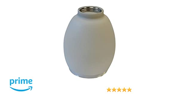Wofi lampenglas topeka atlanta mauro ersatzschirm schirm glas
