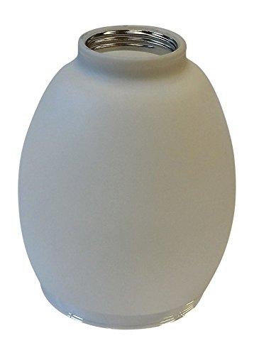 Wofi 6097 Lampenglas Topeka Atlanta Mauro Ersatzschirm Schirm Glas Lampenschirm Ersatzglas E14