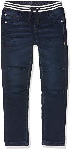 s.Oliver Jungen Jeans 63.809.71.3234, Blau (Blue Denim Stretch 57z5), 122 (Herstellergröße: 122/REG)
