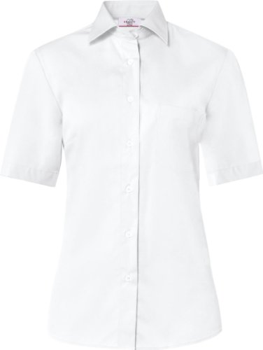 GREIFF chemisier pour femme bASIC comfort fit manches style 6651 Blanc - blanc