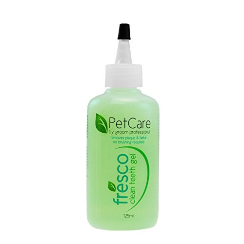 Groom Professional Pet Care Fresco Dental Gel, 125 ml