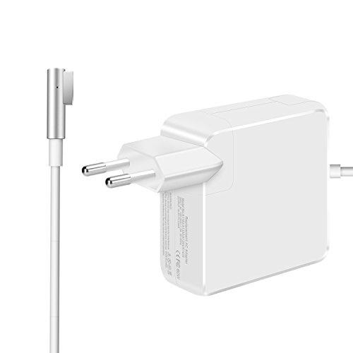 Macbook Pro Ladegerät,60W MagSafe 1 Power Adapter L-Stecker (Netzteil für MacBook und 13