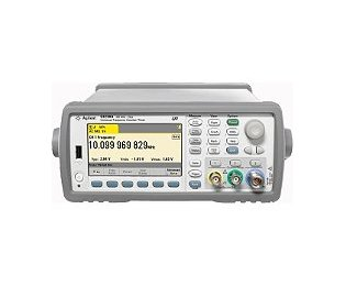 Keysight 53230A/53230A-010 Universal Counter/Timer, 350MHz,12 digits/s, 20ps, LAN, USB,GPIB with 53230A-010 Ultra High-stability OCXO Timebase