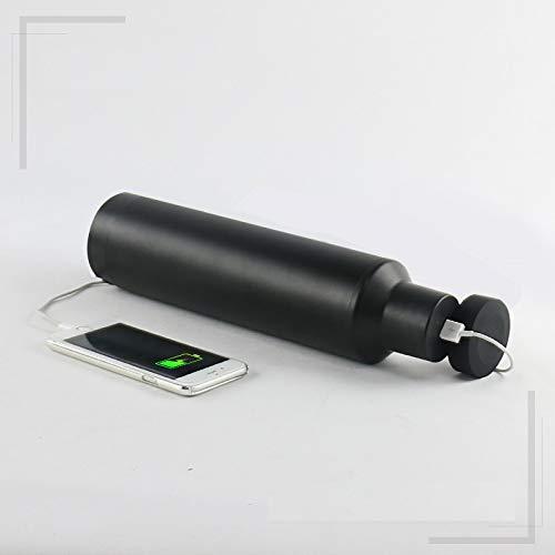 TZIPower - Batteria agli ioni di Litio per Borraccia elettrica, 36 V, 7,5 Ah, per Bici elettrica