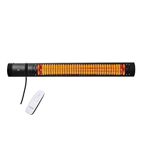 VASNER SlimLine X20 Infrarot-Heizstrahler 2000W Outdoor Terrassenstrahler elektrisch Bild 3*