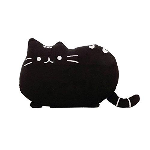 Pillow Pet Cute Big Cat 38,1cm 1(schwarz)