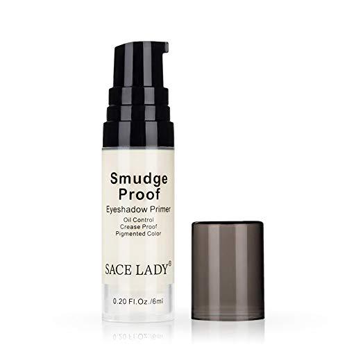 Lucoss Eyeshadow Base, Lidschatten Base Primer Lidschattengrundierung Augen Makeup für lange Haltbarkeit ohne Verschmieren